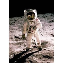 1000pz. - Caminata Lunar