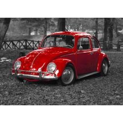 1000pz. - Escarabajo Rojo