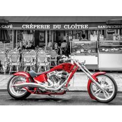 1000pz. - Moto Roja