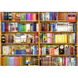 1000pz. - Biblioteca Colorida