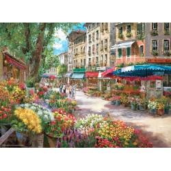 1000pz. - Mercado de Flores...
