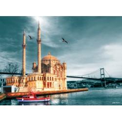 1000pz. - Mezquita sobre el...