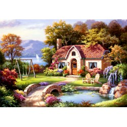 1500pz. - Sung Kim: Cottage...