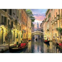 3000pz. - Venecia al Atardecer