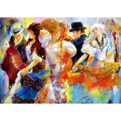 3000pz. - Baile de Arcoiris