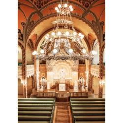 1000pz. - Sinagoga en Subótica