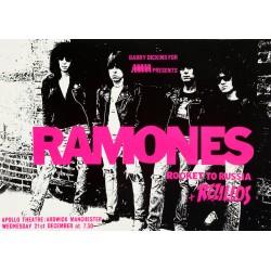 1000pz. - Ramones