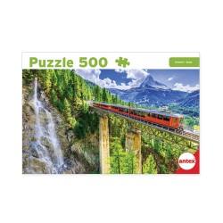 500pz. - Zermatt, Suiza