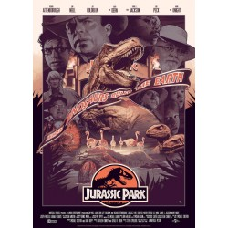 1000pz. - Jurassic Park
