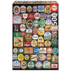 1500pz. - Etiquetas de Cerveza