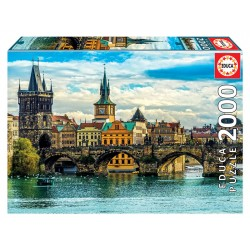 2000pz. - Vistas de Praga