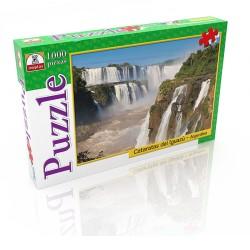 1000pz. - Cataratas del Iguazú
