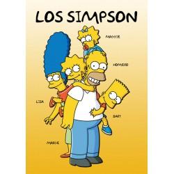 300pz. - La Familia Simpson