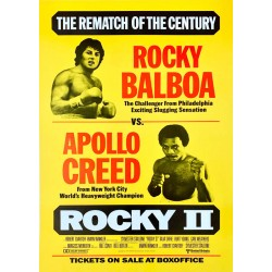 1000pz. - Rocky II: La...