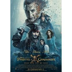 1000pz. - Piratas del Caribe