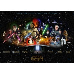 1000pz. - Mundo Star Wars...