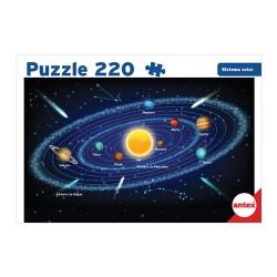 220pz. - Sistema Solar