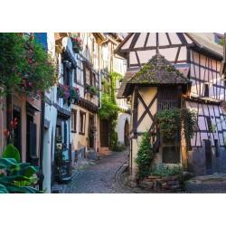 1000pz. - Eguisheim, Francia