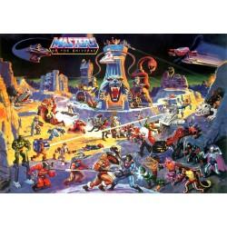 500pz. - Universo He-Man