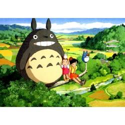 1000pz. - Mi Amigo Totoro