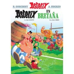 500pz. - Asterix en Bretaña