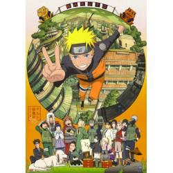 500pz. - Naruto