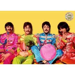 1000pz. - Los Beatles: Sgt....