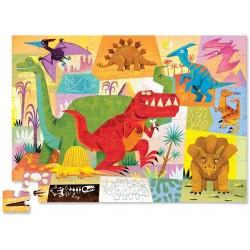 72pz. - Dinosaurio