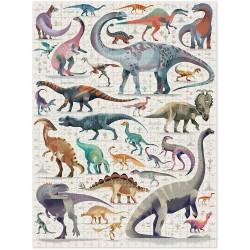 750pz. - Mundo de Dinosaurios