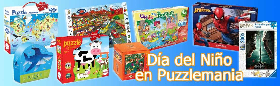 Día del Niño en Puzzlemania