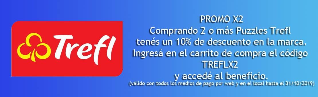 Promo TREFLX2